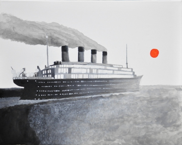 The Last Time Titanic Ever Saw Daylight